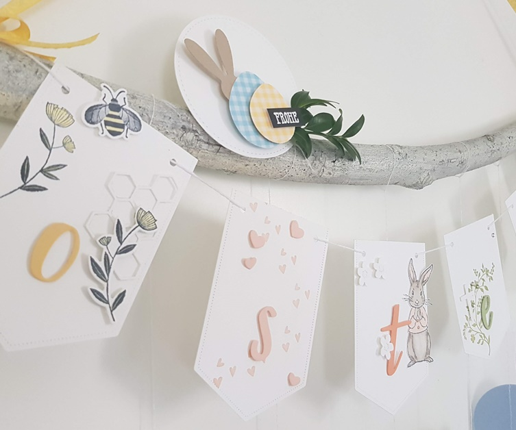 Bunter Regenbogen – Stampin´Unlimited Bloghop